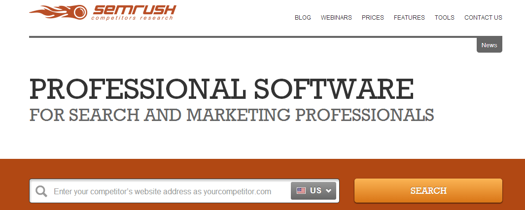 SEMrush-best-service-for-competitors-research-shows-organic-and-Ads-keywords-for-any-site-or-domain